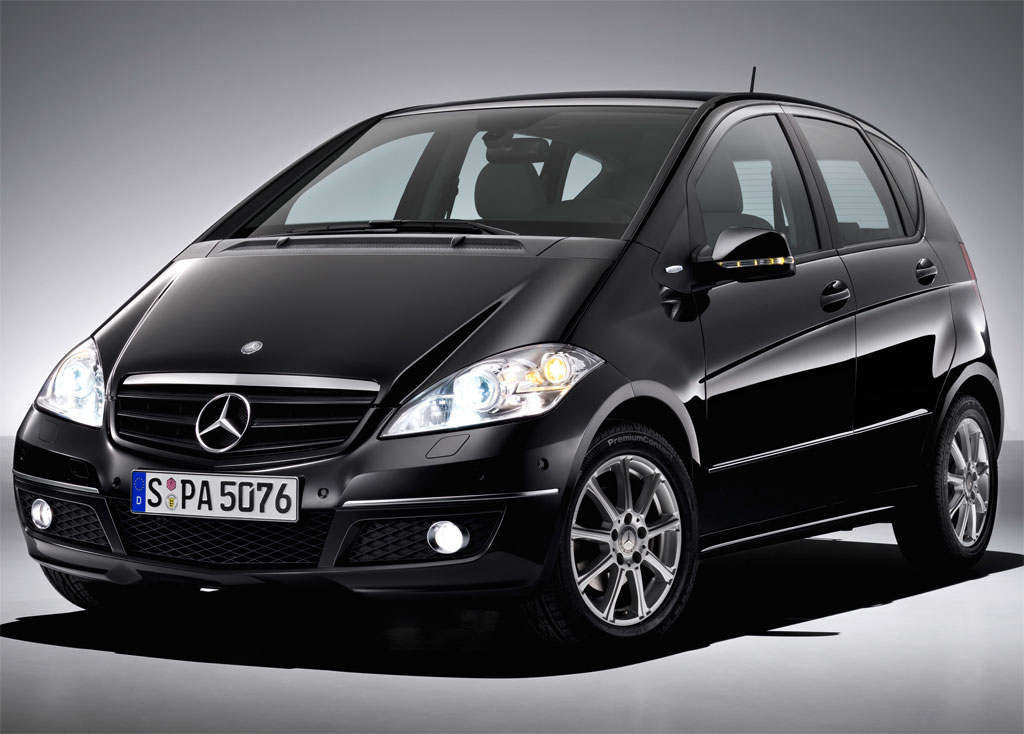 2009 mercedes a class special edition photo 2 5792. Black Bedroom Furniture Sets. Home Design Ideas