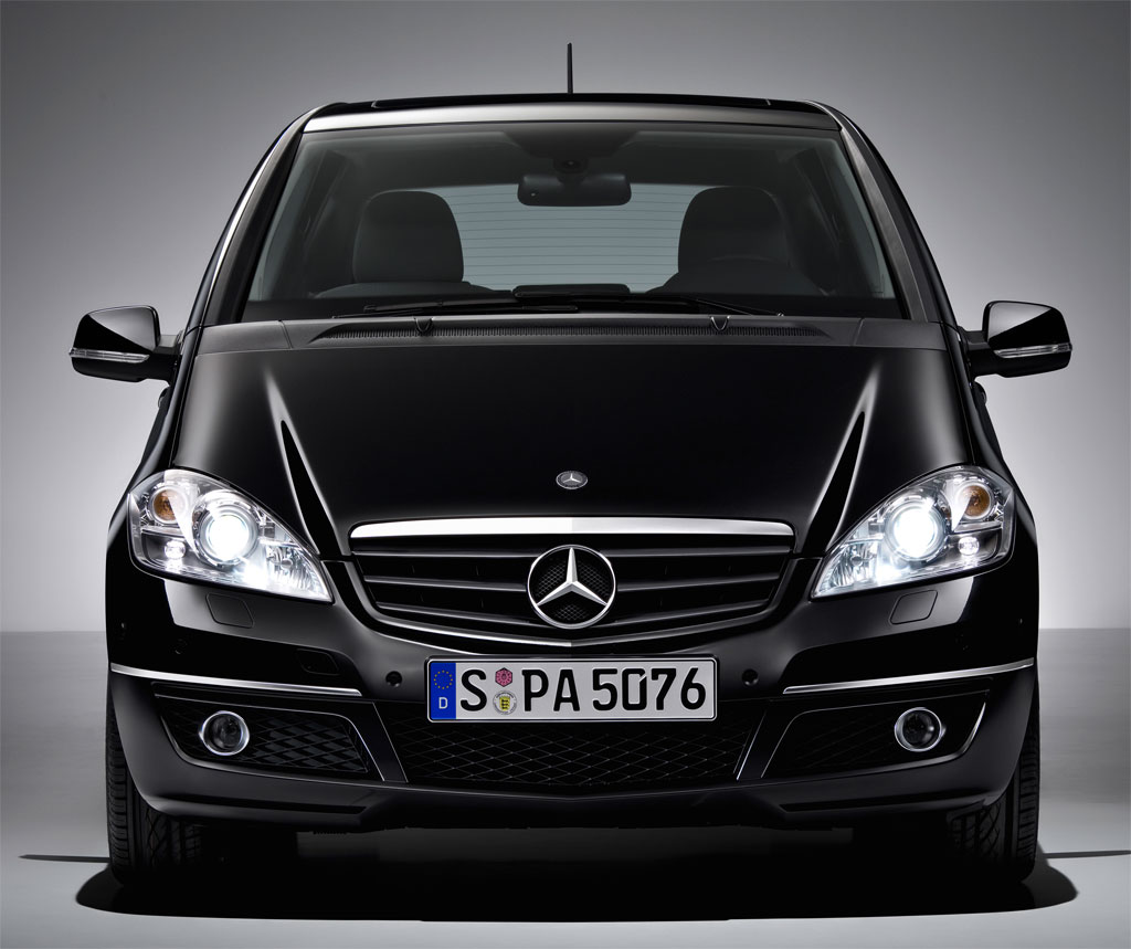 2009 mercedes a class special edition photo 4 5792. Black Bedroom Furniture Sets. Home Design Ideas