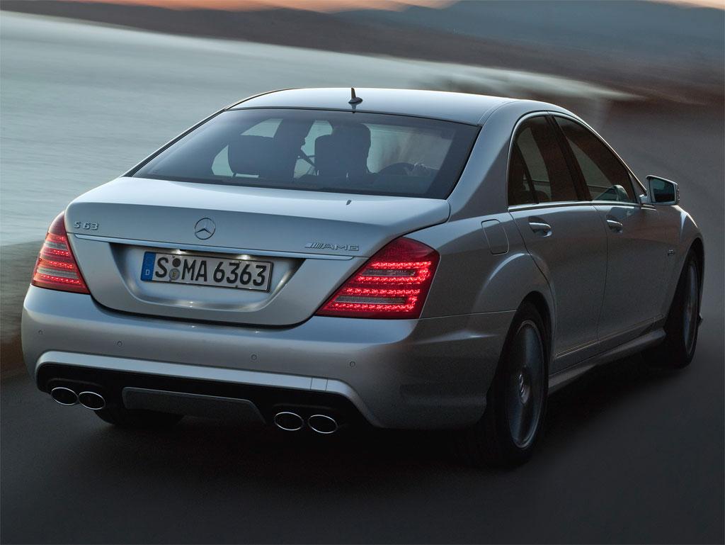 2009 Mercedes S63 Amg Photo 12 8815