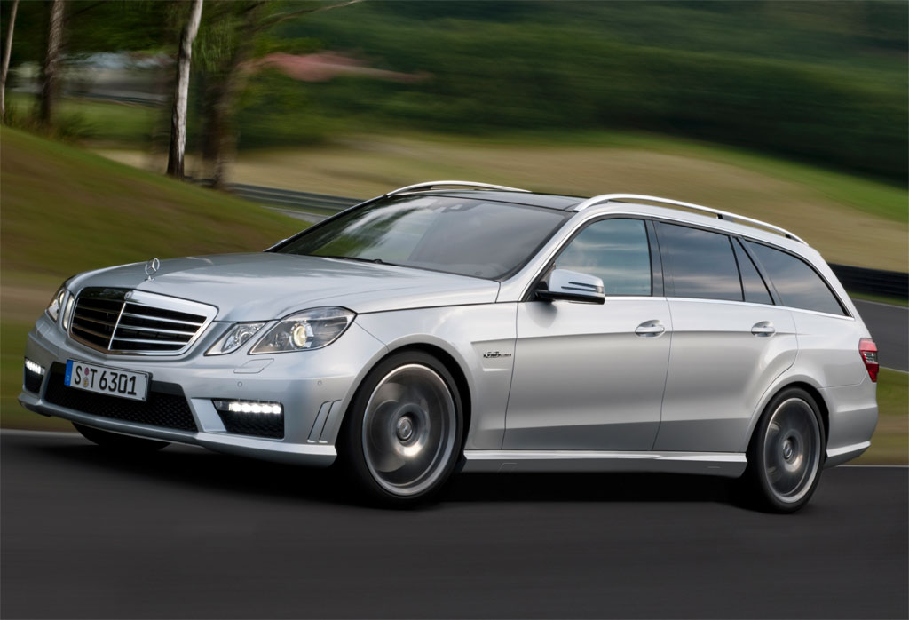2010 Mercedes E63 Amg Estate Photo 21 6889