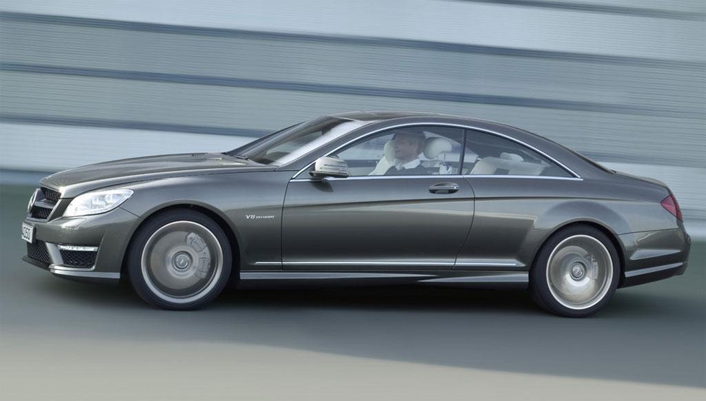 Mercedes Cl63. Back to 2011 Mercedes CL63