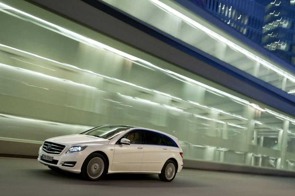 2011 Mercedes R Class Facelift Photo 21 8150