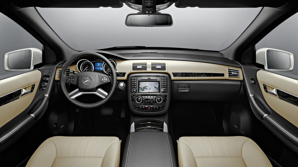 2011 Mercedes R Class Facelift Photo 9 7849