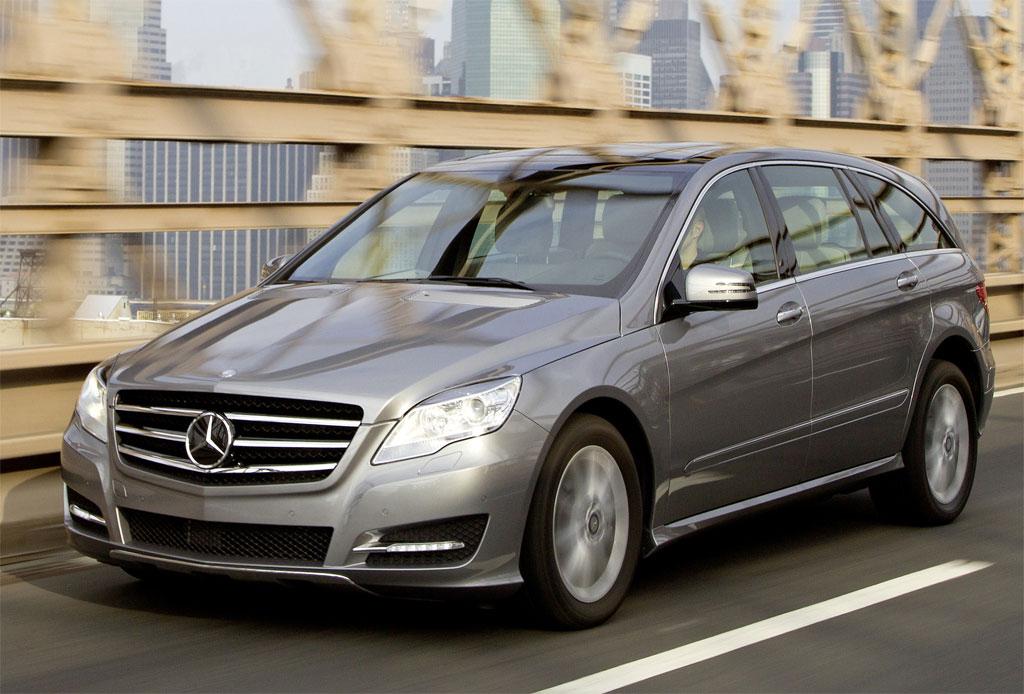 2011 Mercedes R500 4matic Photo 10 8721
