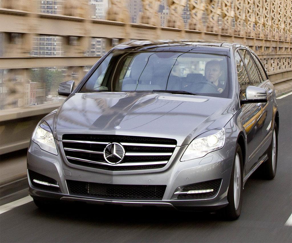 Mercedes Cla 45 Amg >> 2011 Mercedes R500 4MATIC Photo 8 8721