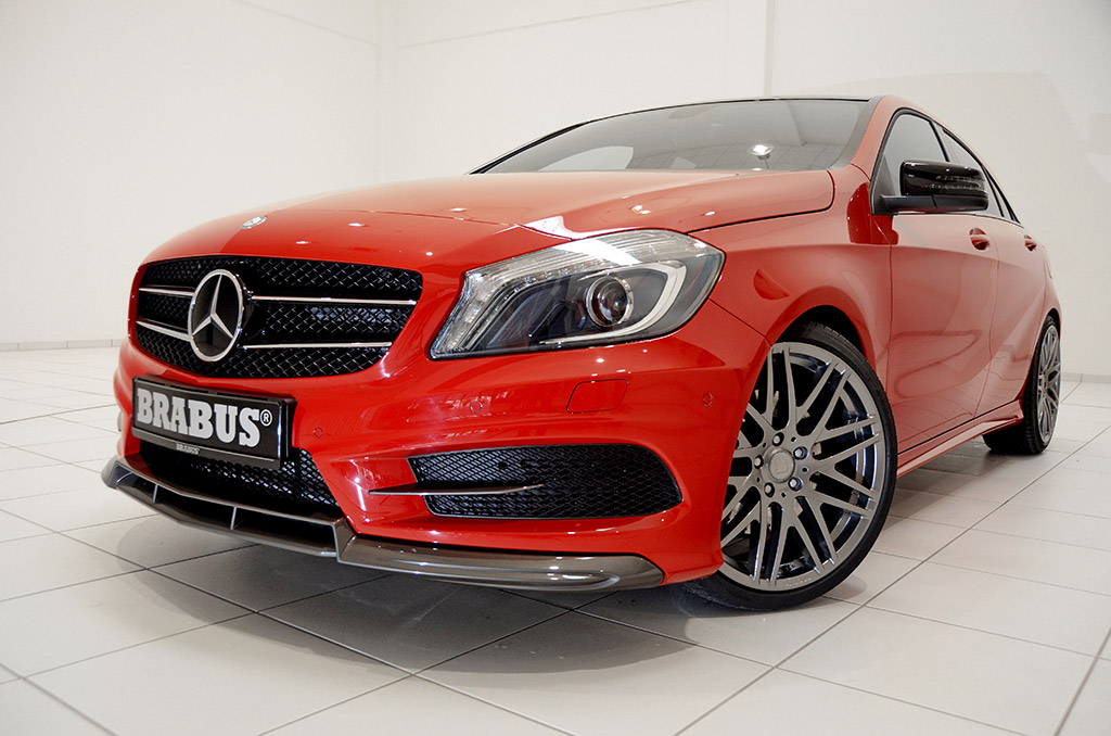 2013 brabus mercedes a class photo 11 12672 for Mercedes benz slk brabus price
