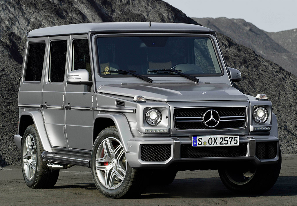 mercedes g class and g63 amg uk price