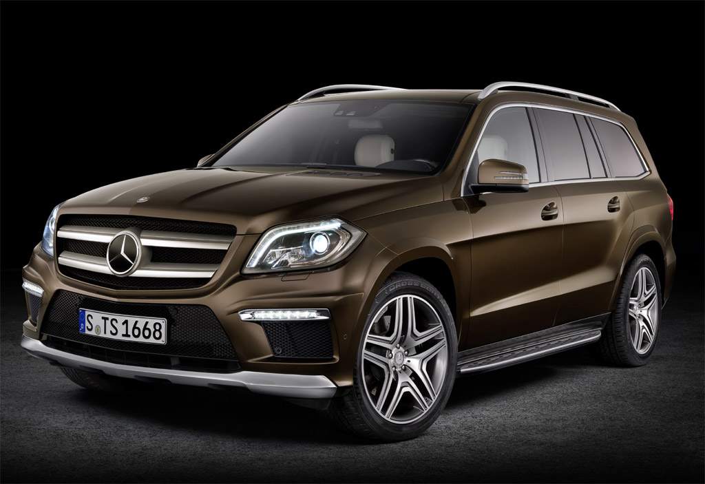 2013 mercedes gl photo 4 12247