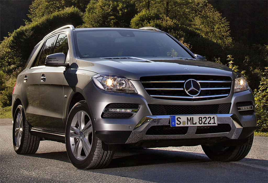 Dom Automobile Noul Mercedes Ml