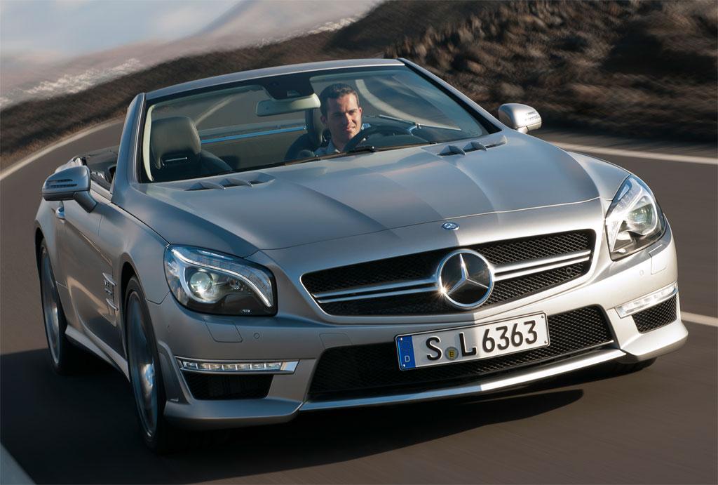 2013 Mercedes Sl63 Amg Photo 29 12120