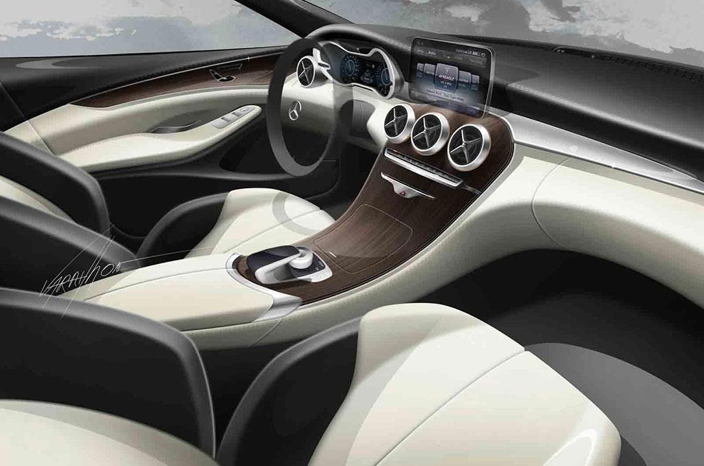 2014 Mercedes C Class Interior Photo 3 13439