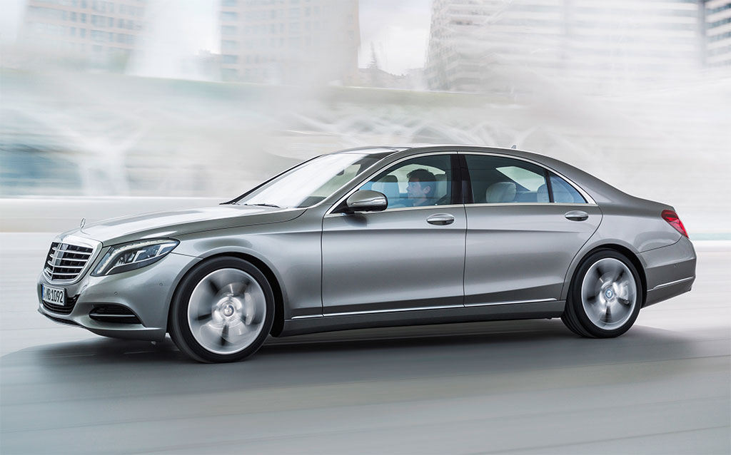 New mercedes s class 2014 price in india