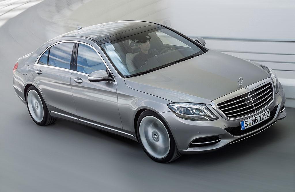 2014 mercedes s class photo 4 13152 for Mercedes benz s500 2014