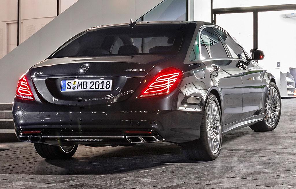 2014 Mercedes S65 AMG Photo 4 13526