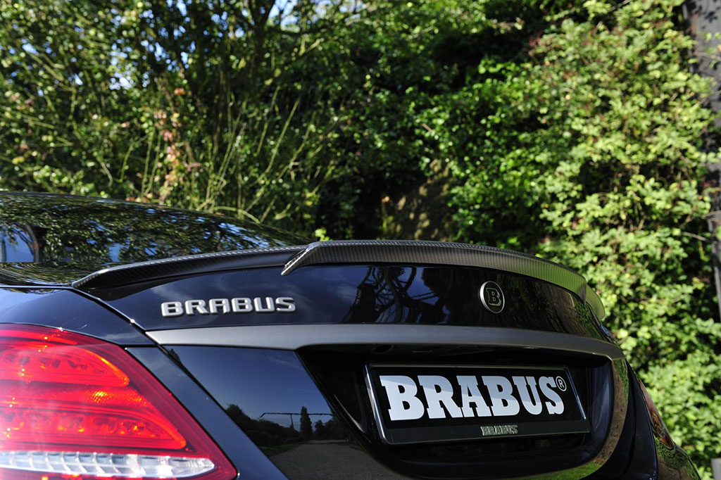2015 brabus mercedes c63 amg photo 22 14720 for Mercedes benz c600 price