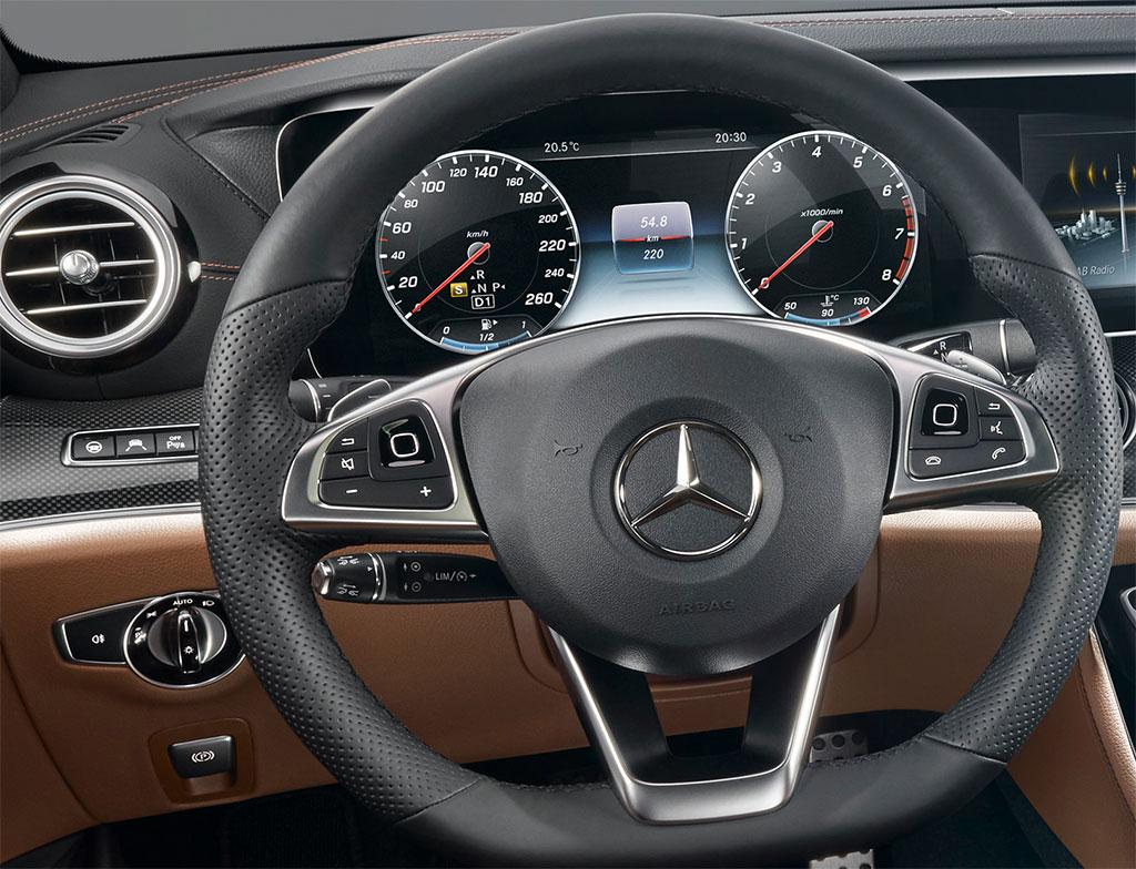 2017 Mercedes E Class Interior Photo 2 14844