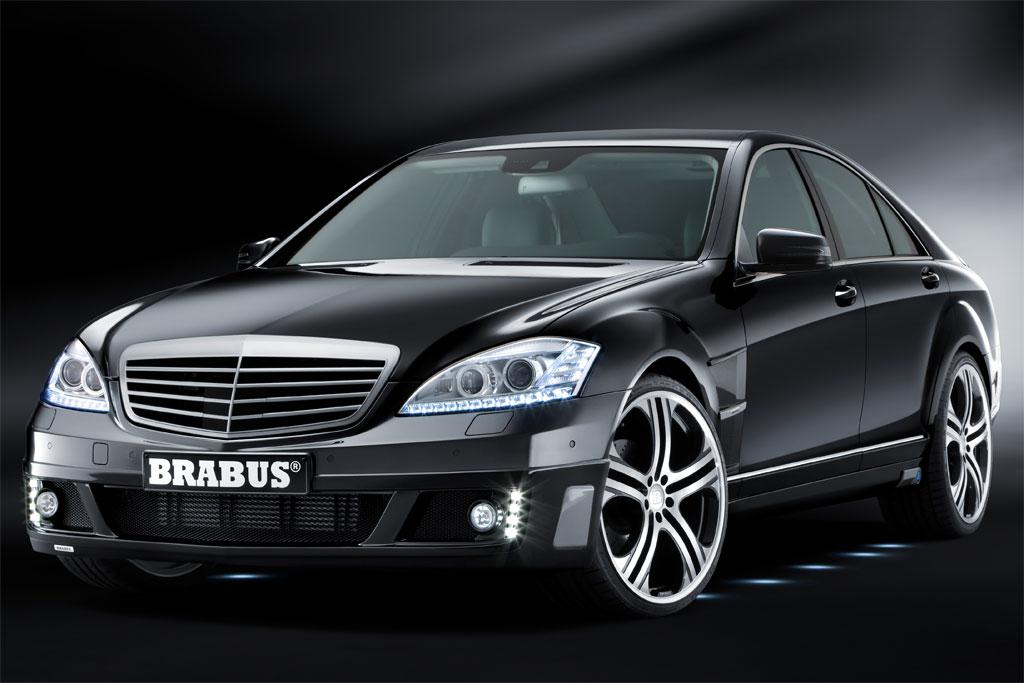 mercedes s class. BRABUS SV12 R Mercedes S Class