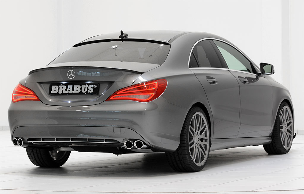 brabus mercedes cla photo 2 13309. Black Bedroom Furniture Sets. Home Design Ideas