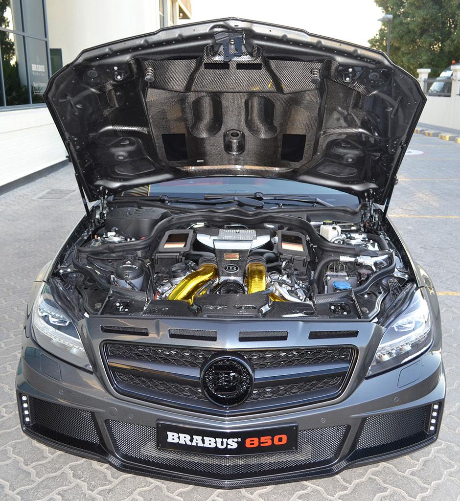 Brabus Mercedes CLS63 AMG Photo 11 13502