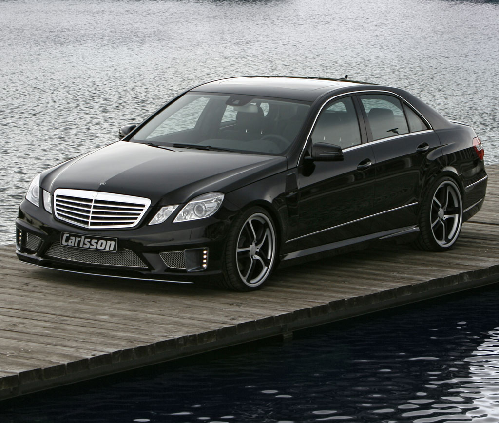carlsson 2010 mercedes e class photo 8 5812. Black Bedroom Furniture Sets. Home Design Ideas
