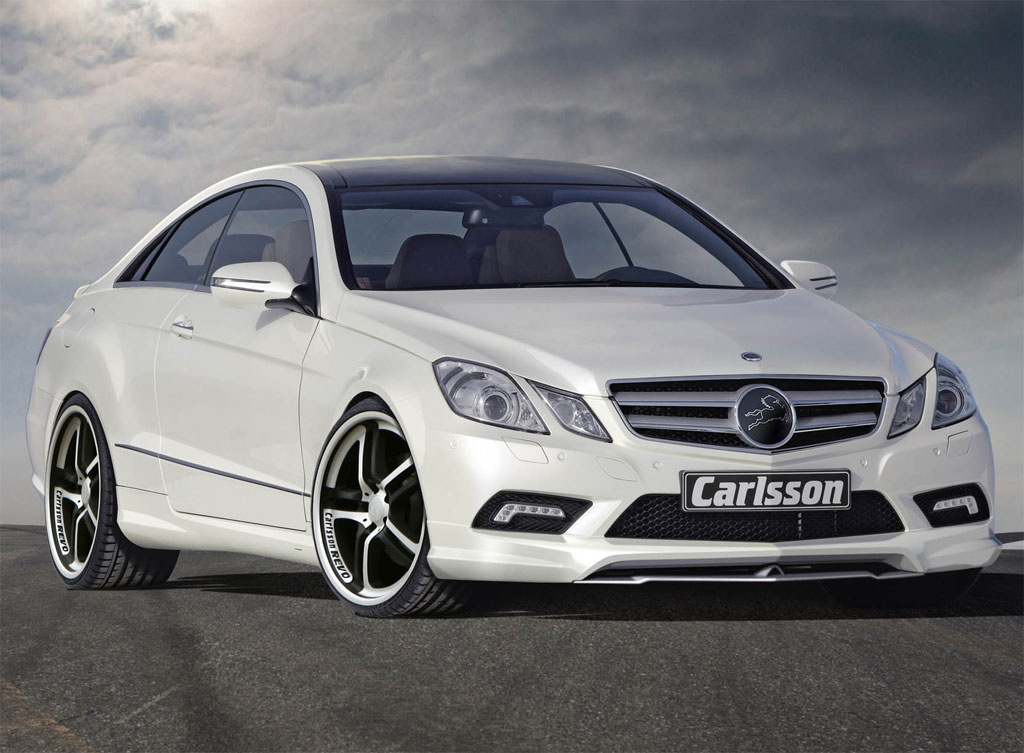Carlsson 2010 mercedes e500 coupe photo 1 6760 for 2010 mercedes benz e class e350 price