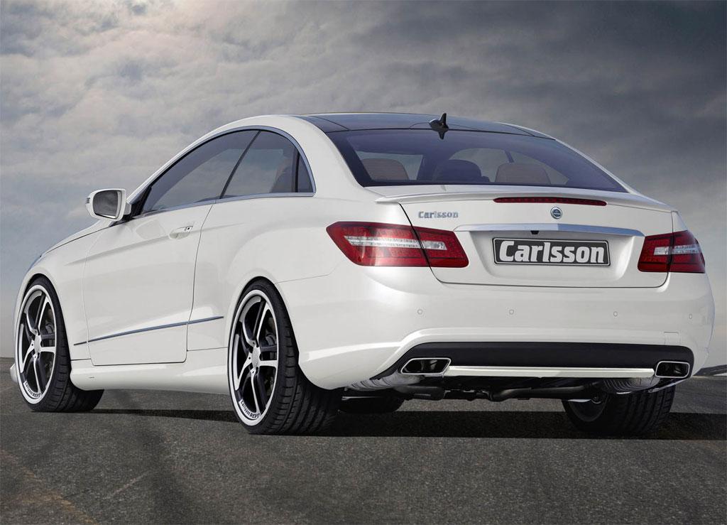 Carlsson 2010 mercedes e500 coupe photo 2 6760 for Mercedes benz e500 coupe