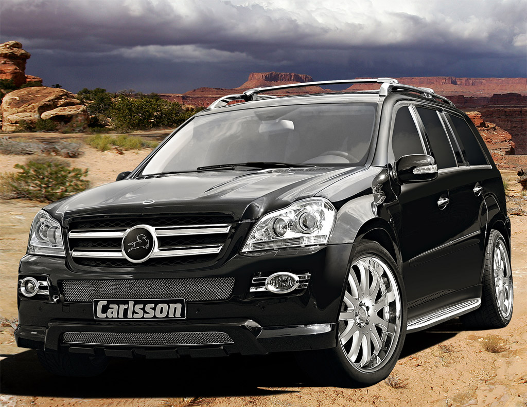 Carlsson Ck50 Mercedes Gl500 Photo 6 3636