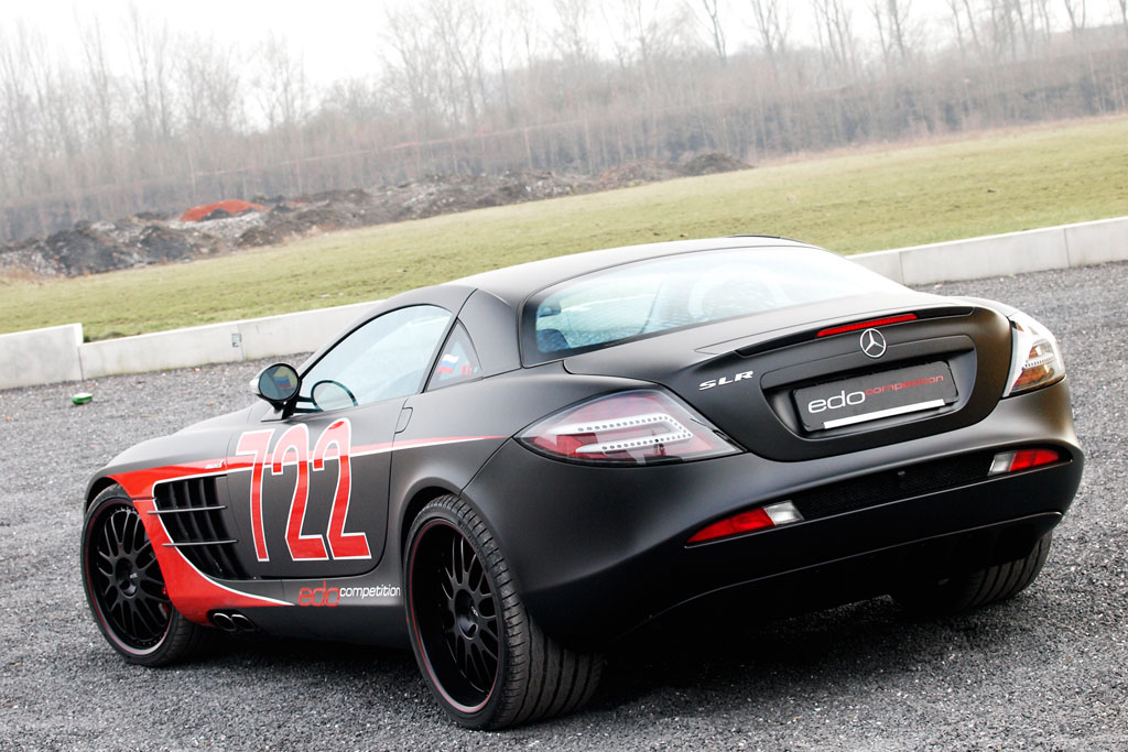 Edo Mercedes Slr Black Arrow Photo 11 10881