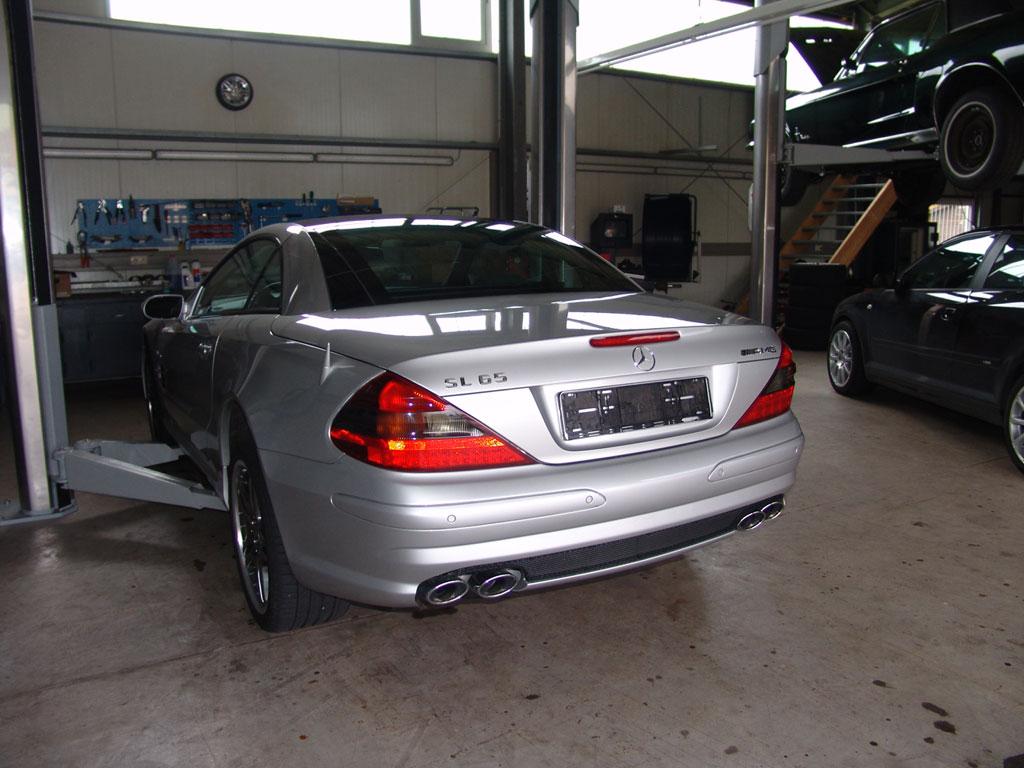 Inden Design Mercedes Sl65 Amg Photo 15 5551