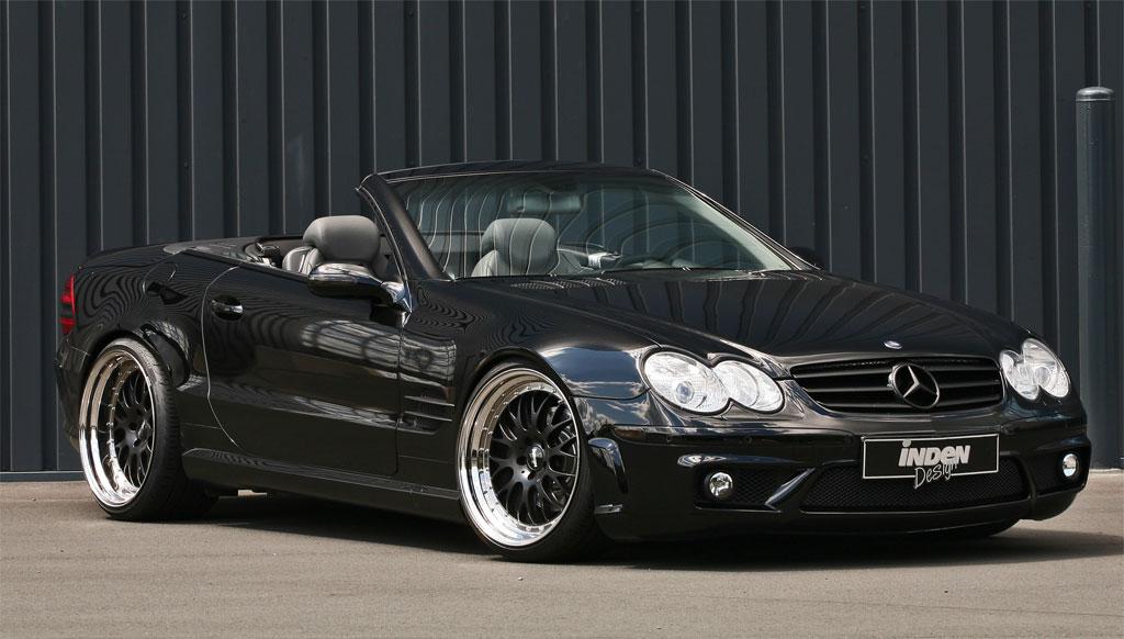 SL500 car - Color: Black  // Description: adorable
