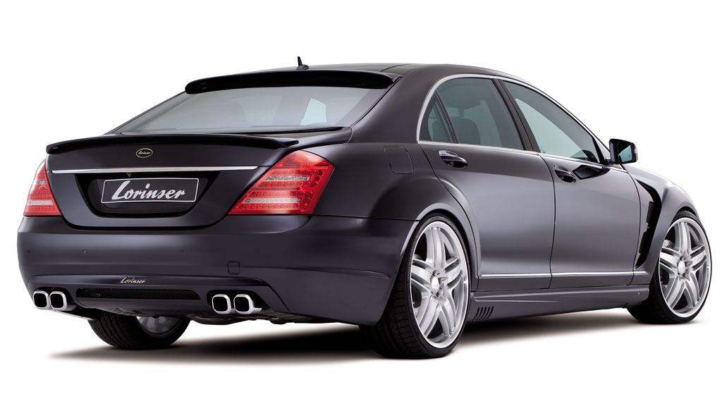 Lorinser mercedes s class photo 4 7960 for Mercedes benz lorinser