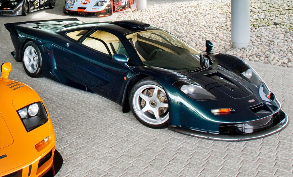 McLaren P1 Electric Cars
