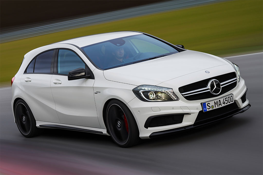 Mercedes a45 amg photo 21 12943 for Mercedes benz a45 price