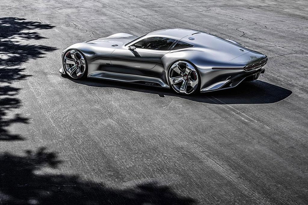 Mercedes AMG Vision Gran Turismo Photo 14 13552