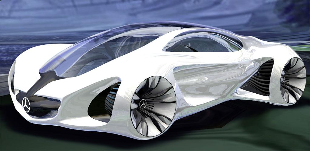 Mercedes Biome Concept Photo 12 9945
