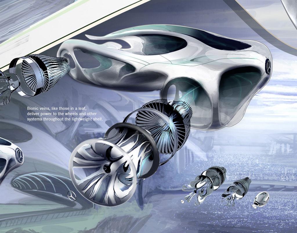 Mercedes-Benz Biome – наше будущее
