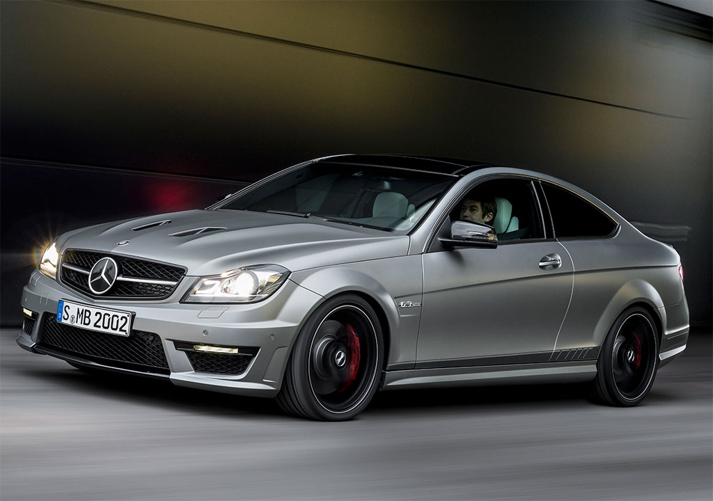 mercedes c63 amg edition 507 uk photo 4 13154. Black Bedroom Furniture Sets. Home Design Ideas