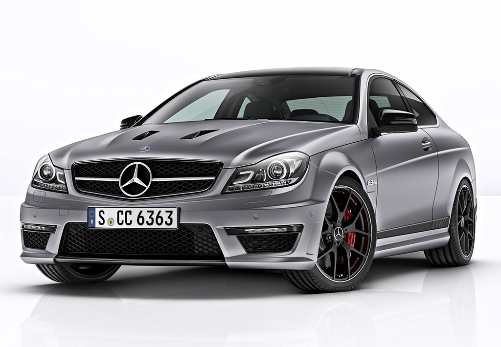 Mercedes c63 amg edition 507 uk photo 6 13154 for Mercedes benz c63 amg edition 507