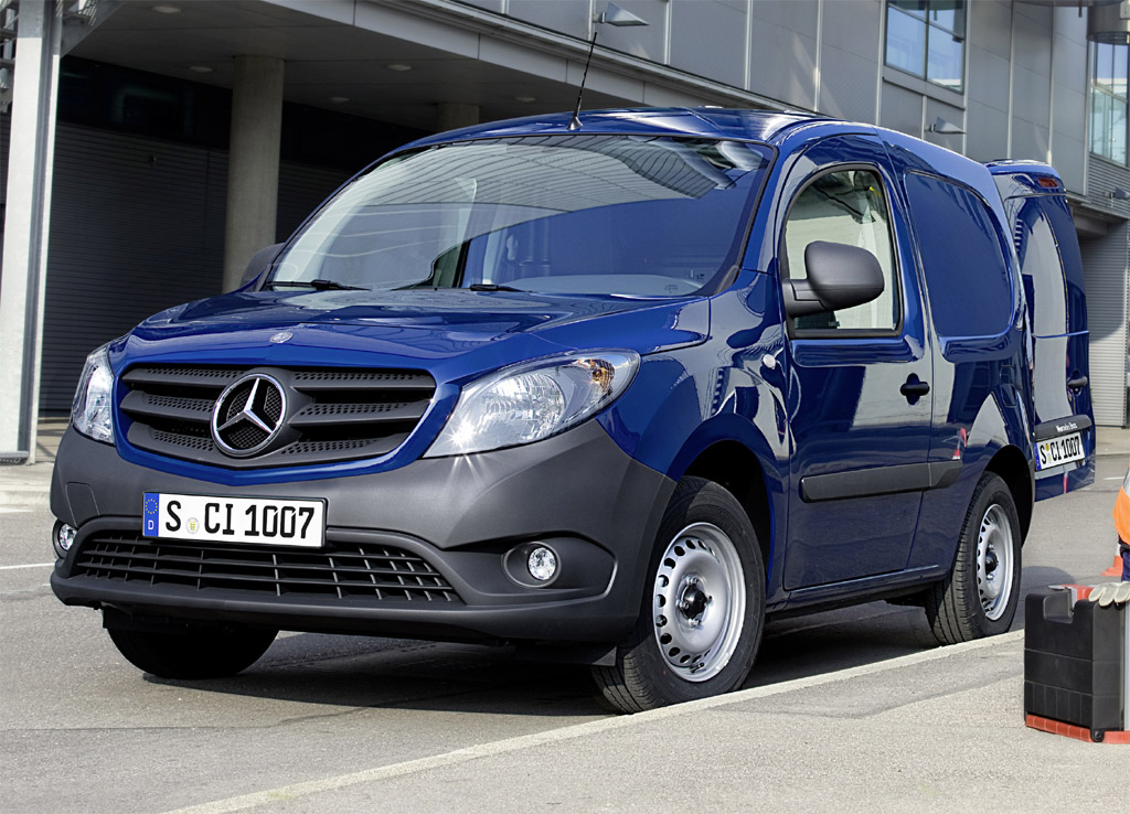 Mercedes citan photos image 1