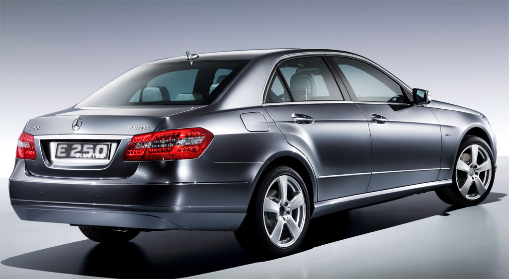 Mercedes E250 Bluetec Photo 3 5730