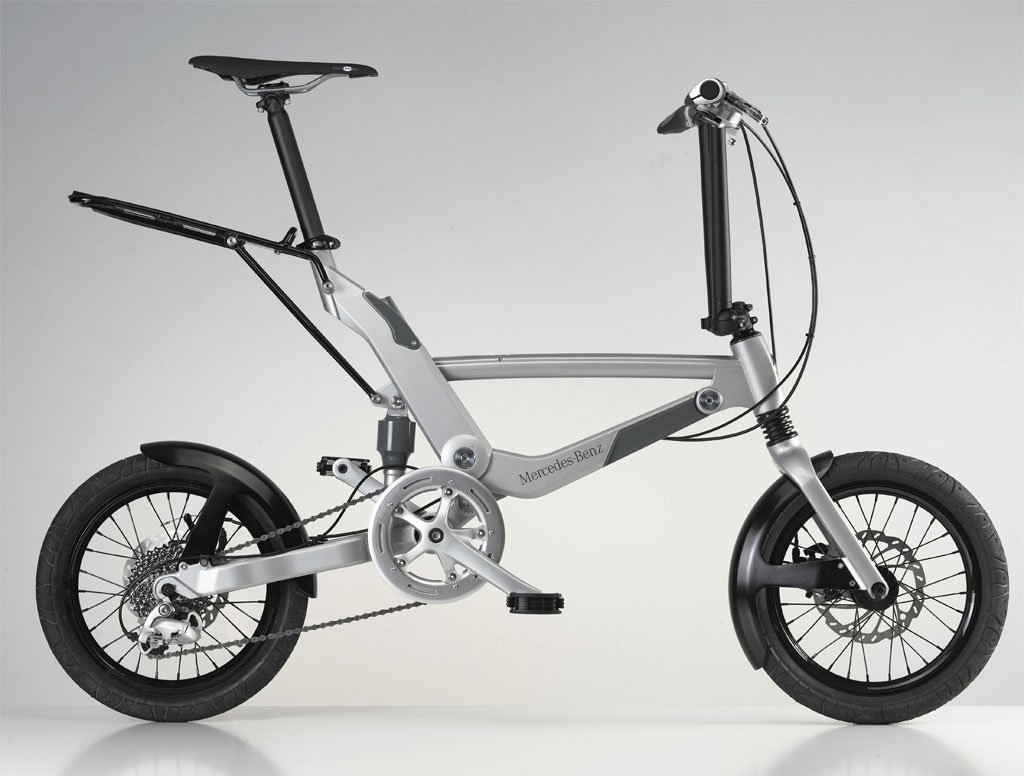 mercedes folding bike photo 1 6189