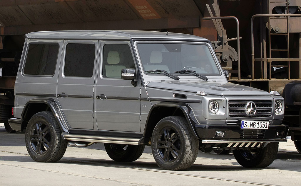 Mercedes g500 edition select photo 10 11007 for Mercedes benz g500 price