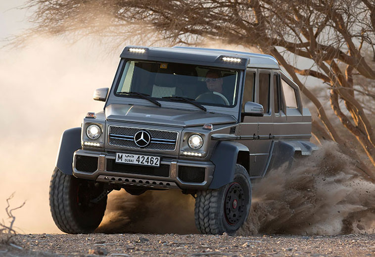 Mercedes g63 amg 6x6 price photo 1 13351 for Mercedes benz g class 6x6 price