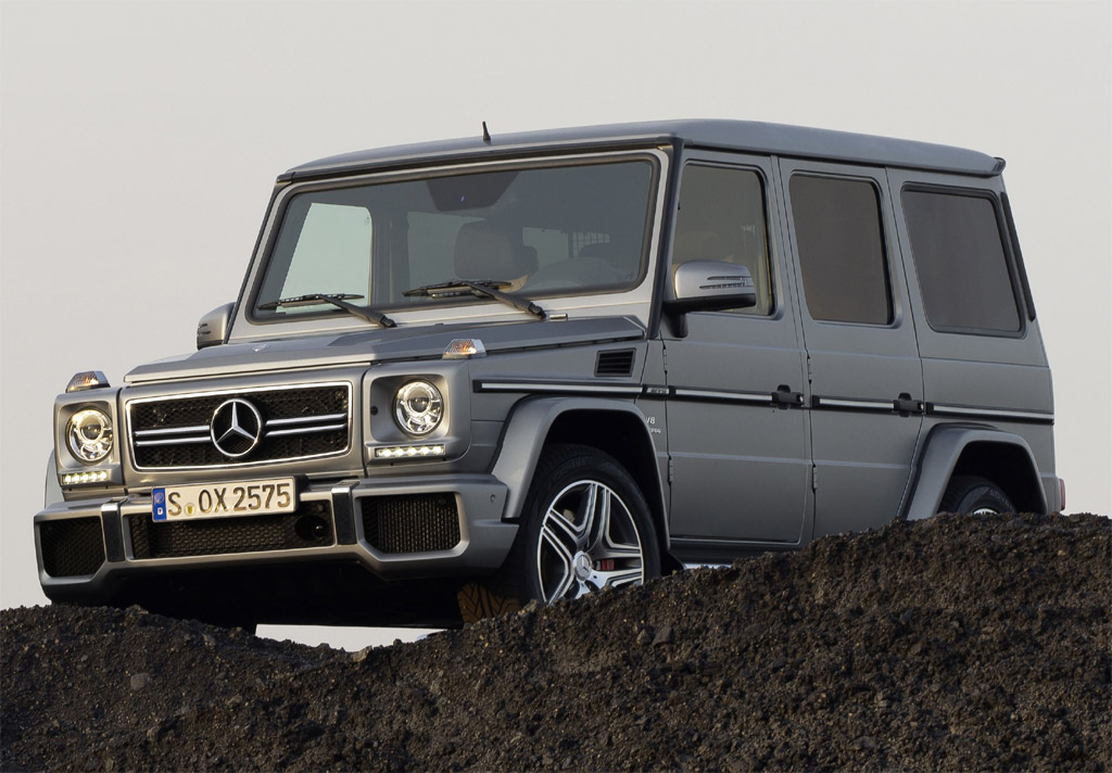 Mercedes g63 g65 amg photo 13 12264 for Mercedes benz g65 price