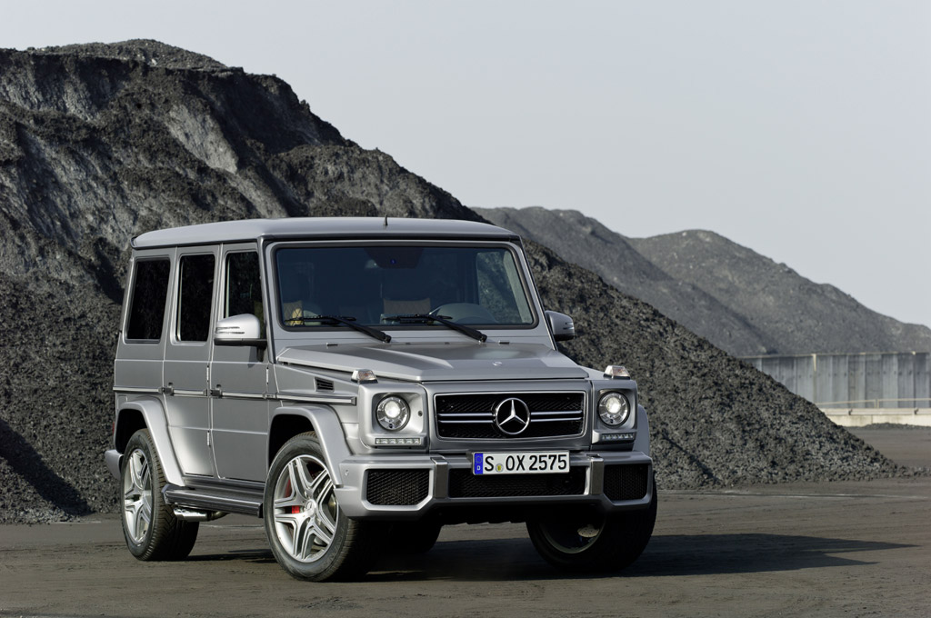 Mercedes g63 g65 amg photo 8 12264 for Mercedes benz g wagon g63