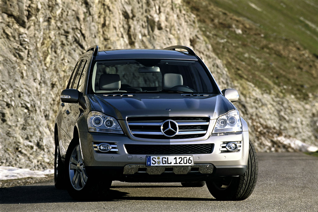 mercedes gl class gl 320 cdi photo 1 460. Black Bedroom Furniture Sets. Home Design Ideas