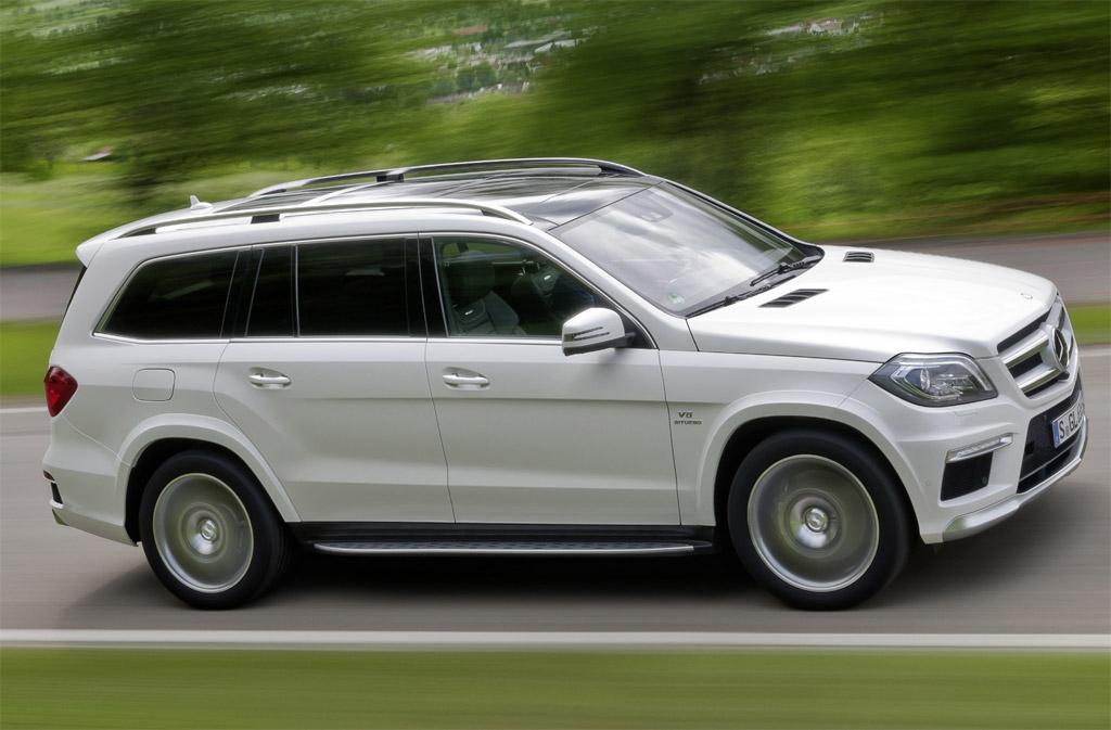 Mercedes gl owners manual