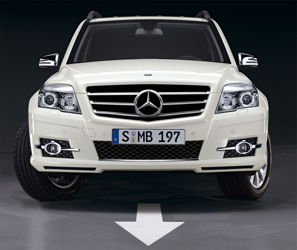 mercedes glk accessories photo 11 4767
