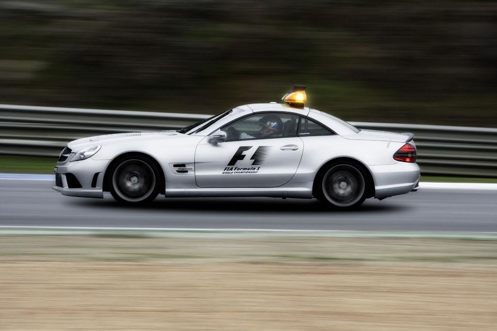 Mercedes Sl 63 Amg F1 Safety Car Photo 2 2615