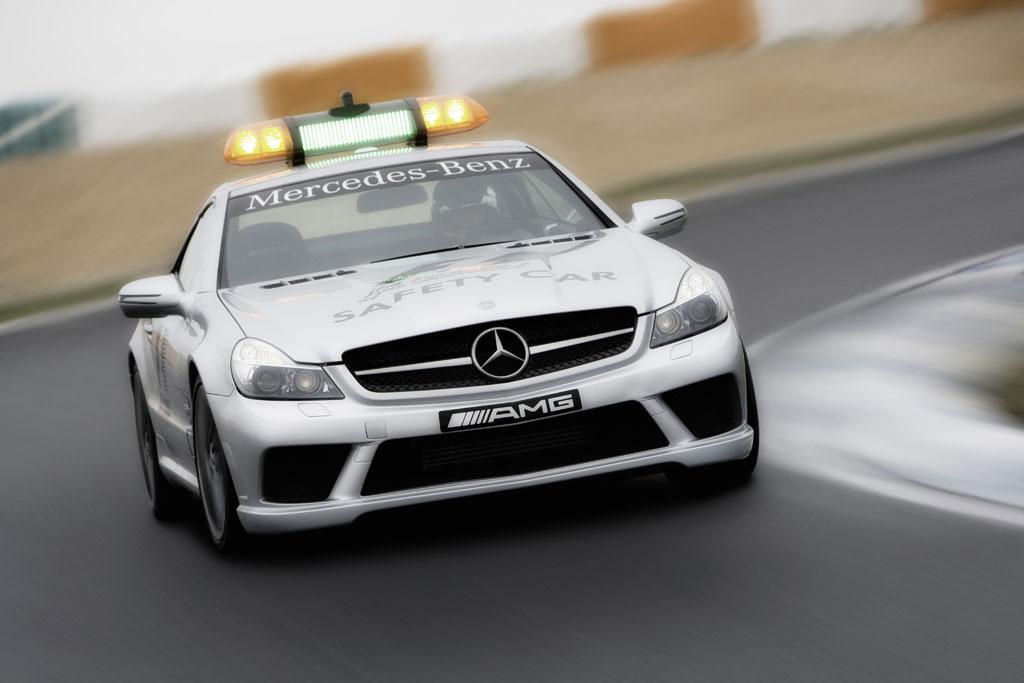 Mercedes Sl 63 Amg F1 Safety Car Photo 3 2615
